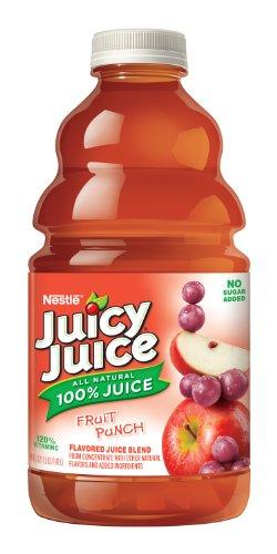 Juicy Juice Punch Pet Bottle, 48-Ounce Pet Bottles (Pack Of 8) front-155558