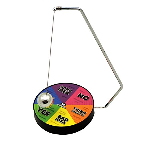 Magnetic-Decision-Aider-Fortune-Teller-Pendulum-Game