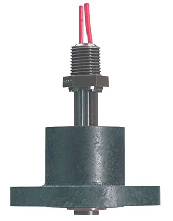 "Gems Sensors 76707 Buna N Float Single Point Highly Reliable Compact Level Switch, 1-9/16"" Diameter, 1/8"" NPT Male, 5/8"" Actuation Level"