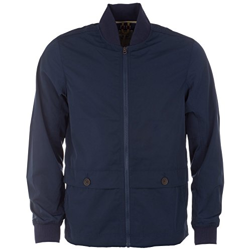 <strong>Timberland Mens Greylock Bomber <strong>Jacket In Navy