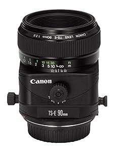 Canon TSE9028 90mm f/2.8 Tilt & Shift Lens - Filter Size - 58mm