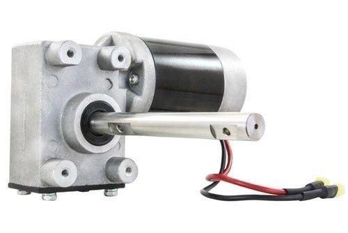 New salt spreader motor w gear box for curtis meyer lesco for Meyer salt spreader motor
