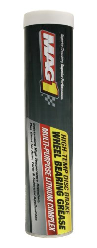 Mag 1 723-10PK High-Temp Disc Brake Wheel Bearing Grease - 14 oz., (Pack of 10) (High Temp Bearing Grease compare prices)