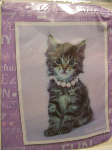 """Rachael Hale Stretchable Fabric Book Cover ~ Loyalty and Friendship (Fits Books Larger than 10"""" x 8"""") - 1"""