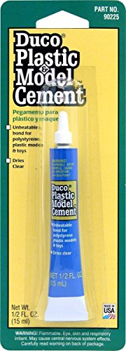 Devcon duco 62435 household cement glue 1oz tube dealtrend for Household cement