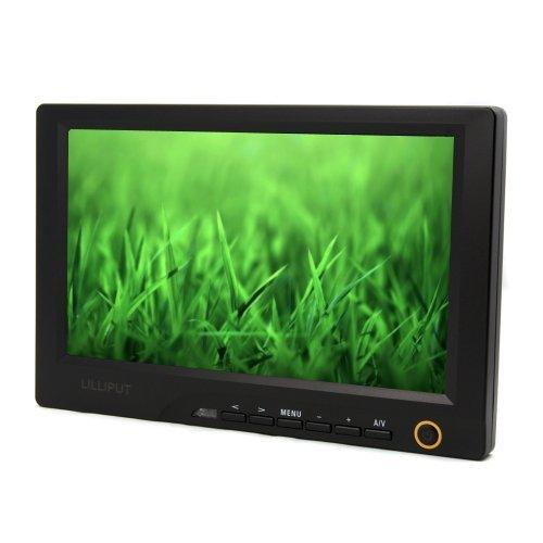 LILLIPUT 8'' 869GL-80NP/C Ecran LCD HDMI DVI AV VGA