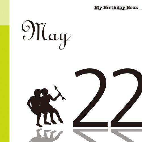 5月22日 My Birthday Book
