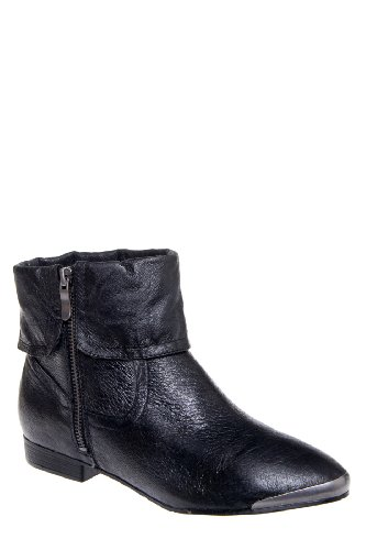 Chinese Laundry South Coast Low Heel Metal Tipped Bootie