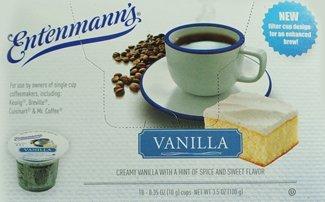 Entenmann's Vanilla Capsule/K Cup 10 Pack