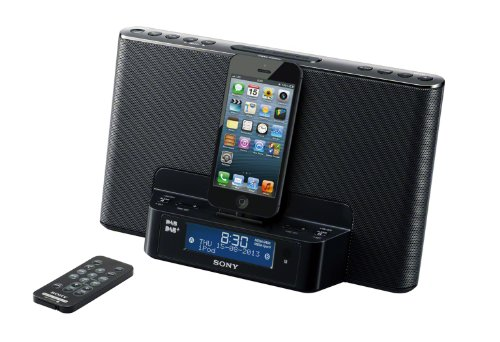 sony station d 39 accueil radio r veil compatible avec iphone. Black Bedroom Furniture Sets. Home Design Ideas