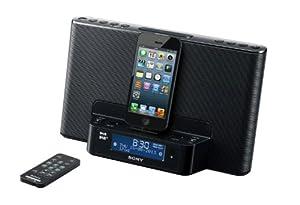Sony XDRDS16IPN.CEK DS16iP Clockradio Dock made for iPhone/iPod