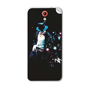 ezyPRNT Back Skin Sticker for HTC 620 MJ 3