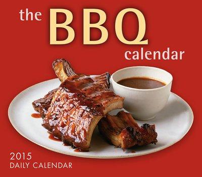 (5X5) BBQ Calendar - 2015 Boxed/Daily Calendar