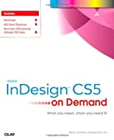 Adobe InDesign CS5 on Demand Front Cover
