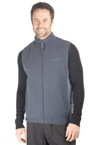 Men's Grove Fleece Gilet - Colour Navy Size XXX-Large