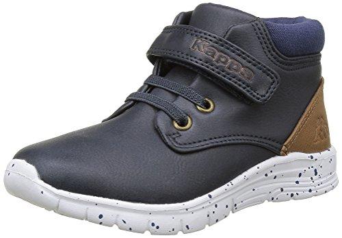 kappa-cit-v-phylon-sneakers-hautes-garcon-bleu-901-navy-brown-30-eu