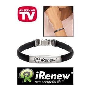 Can an iRenew Bracelet Improve My Health and Energy?, Seekyt