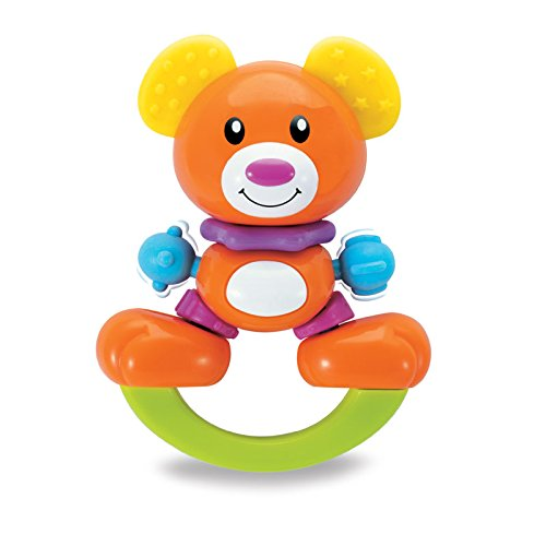 B kids Bendy Bear Teether (Discontinued by Manufacturer) - 1