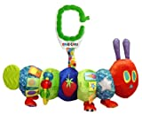 Rainbow Designs Very Hungry Caterpillar Developmental Toy
