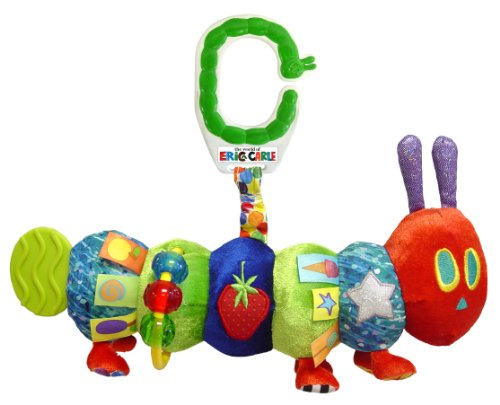 The World of Eric Carle Developmental Caterpillar by Kids Preferred