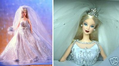 Buy 1999 Millennium Bride Barbie