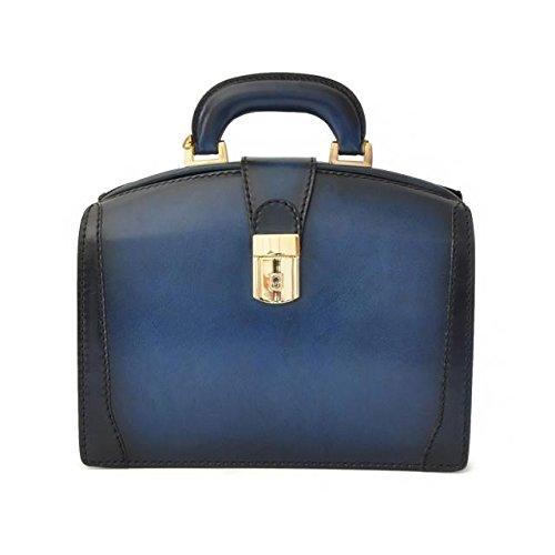 Pratesi Miss Brunelleschi borsa da donna - S120/29T Santa Croce (Blu)