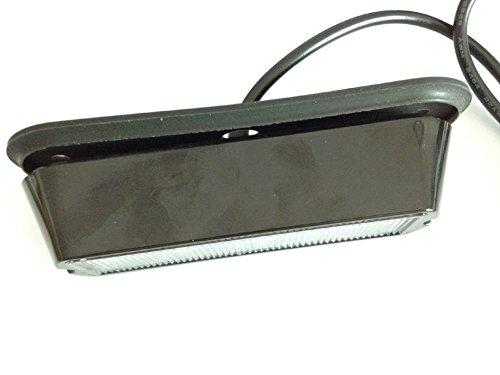 4LED Blanc et ambre imperméable d'urgence Balise Flash Micro Attention Lumière stroboscopique clignotante Bar 16différentes pour voiture SUV Camion Van (Lot de 2)