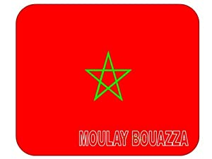 Morocco, Moulay Bouazza Mouse Pad