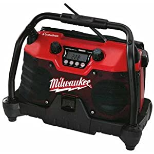 Factory-Reconditioned Milwaukee N9-24-0280 V28 28-Volt Lithium-Ion Job Site Radio