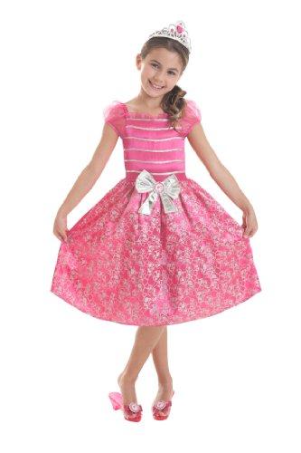 Barbie? Prinzessinnen Mädchen-Kostüm - 5 bis 7 Jahre