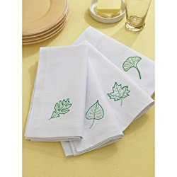 Martha Stewart Crafts Napkins, Leaves