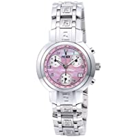 [フェンディ]FENDI 腕時計 zucca Chrono ズッカ クロノ シルバー F455270B レディース [並行輸入品]