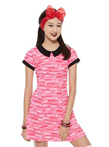The Powerpuff Girls Blossom Dress (XL) (Blossom Powerpuff Girl Costume)