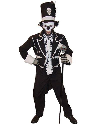 Voodoo priest witch doctor costumes - Deguisement james bond girl ...