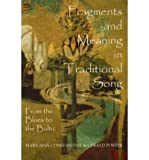 img - for [(Fragments and Meaning in Traditional Song: From the Blues to the Baltic)] [Author: Mary-Ann Constantine] published on (October, 2003) book / textbook / text book