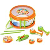 Kids Station Musical Band Drumset Music Set