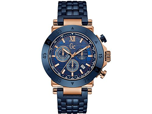 godere del prezzo di liquidazione allacciarsi dentro autentico GC by Guess orologio uomo Sport Chic Collection GC-1 Sport cronografo  X90012G7S