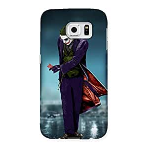 Enticing Walking Mad Back Case Cover for Samsung Galaxy S6