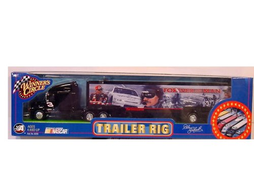 Buy Nascar Winner's Circle Trailer Rig – Dale Earnhardt