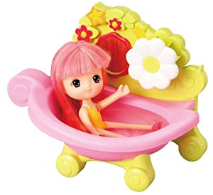 Mysterious bathtub shower of mysterious princess leaves (japan import)