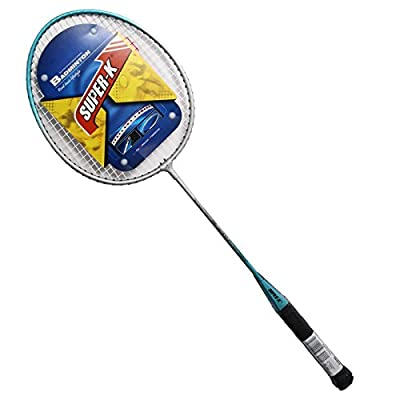 Super-K SBD6259 Badminton Racket, Kid's (Red)