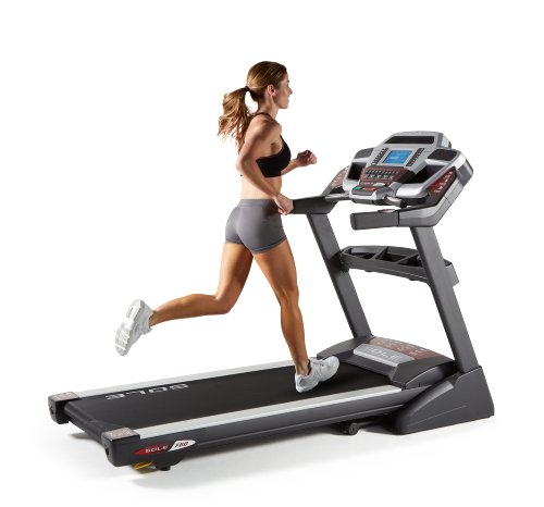 Sole Fitness F80 Folding Treadmill (New 2013 Model)
