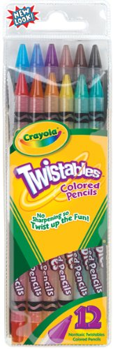 TWISTABLE PENCILS-