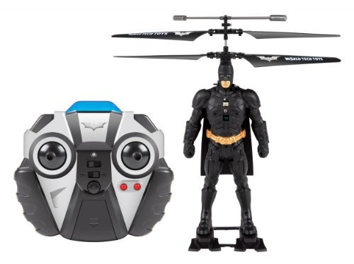 World Tech Toys DC Batman 2CH IR RC Helicopter- ZX-35886