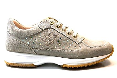 Liu Jo Gilr B21263 Avorio Sneakers Scarpe Donna Calzature Comode Woman Shoes