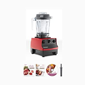 Vitamix 5200 white 7 yr warranty variable speed countertop for Vitamix 5200 motor specs