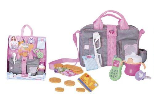 Nenuco - Bolso de mamá con accesorios (Famosa 700008158)
