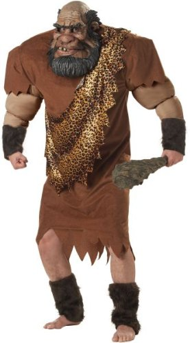 Man Cave Clothing Store : Cave man costume cc