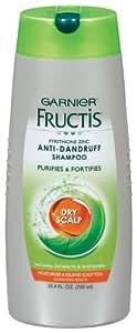 Garnier Fructis Dry Scalp Shampoo Anti-dandruff, 25.40-Fluid Ounce