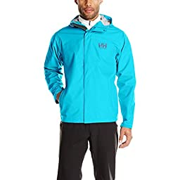 Helly Hansen Men\'s Seven J Jacket, Antibes, X-Large